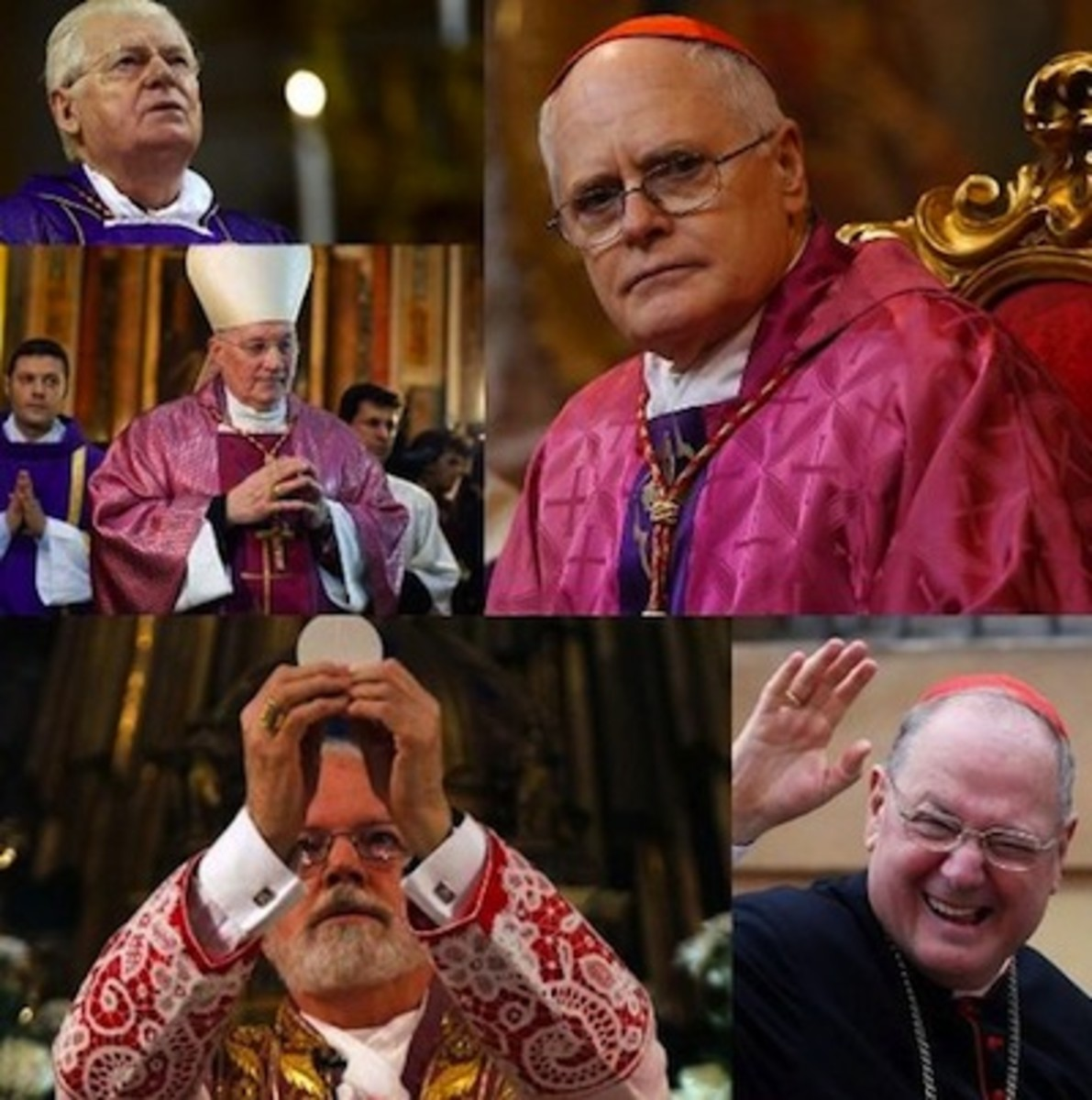 new pope contenders