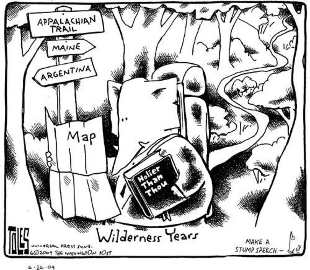 wilderness-years