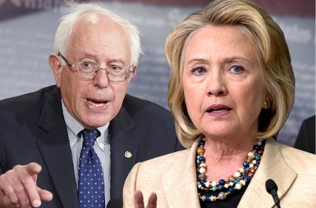 Hillary Bernie