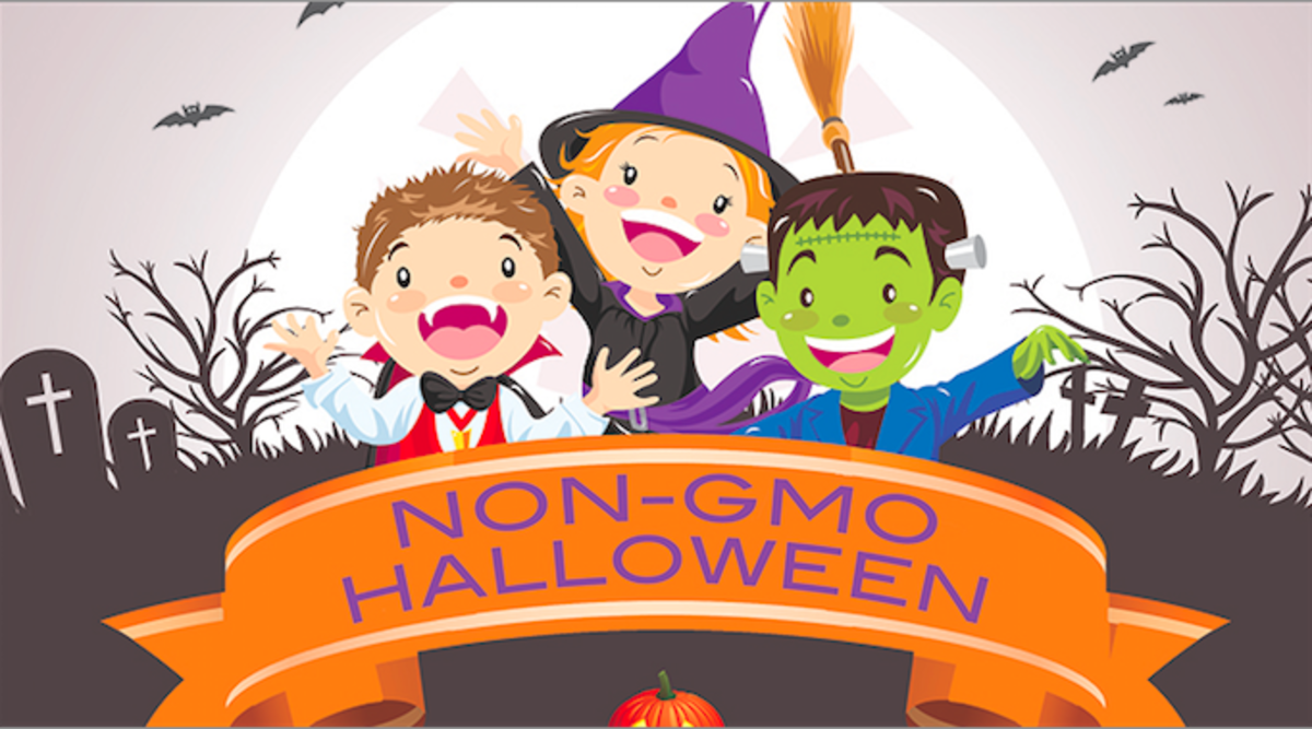GMO Halloween
