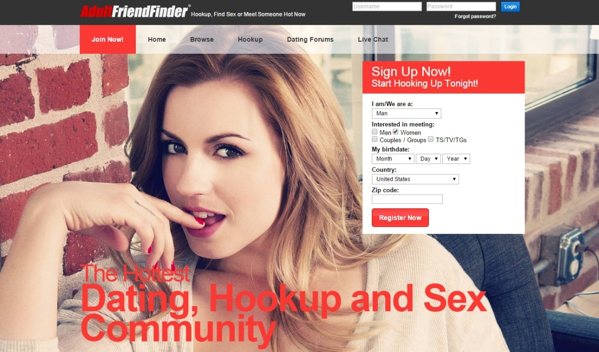 Anonymous hook-up website Adult Friend Finder (you know, that place in all  the pop-up ads) has been hacked big time.