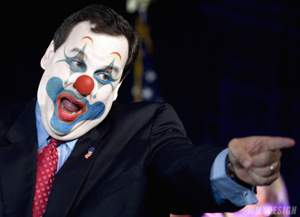 Chris Christie ( Gov. R-NJ ) :: Corpule