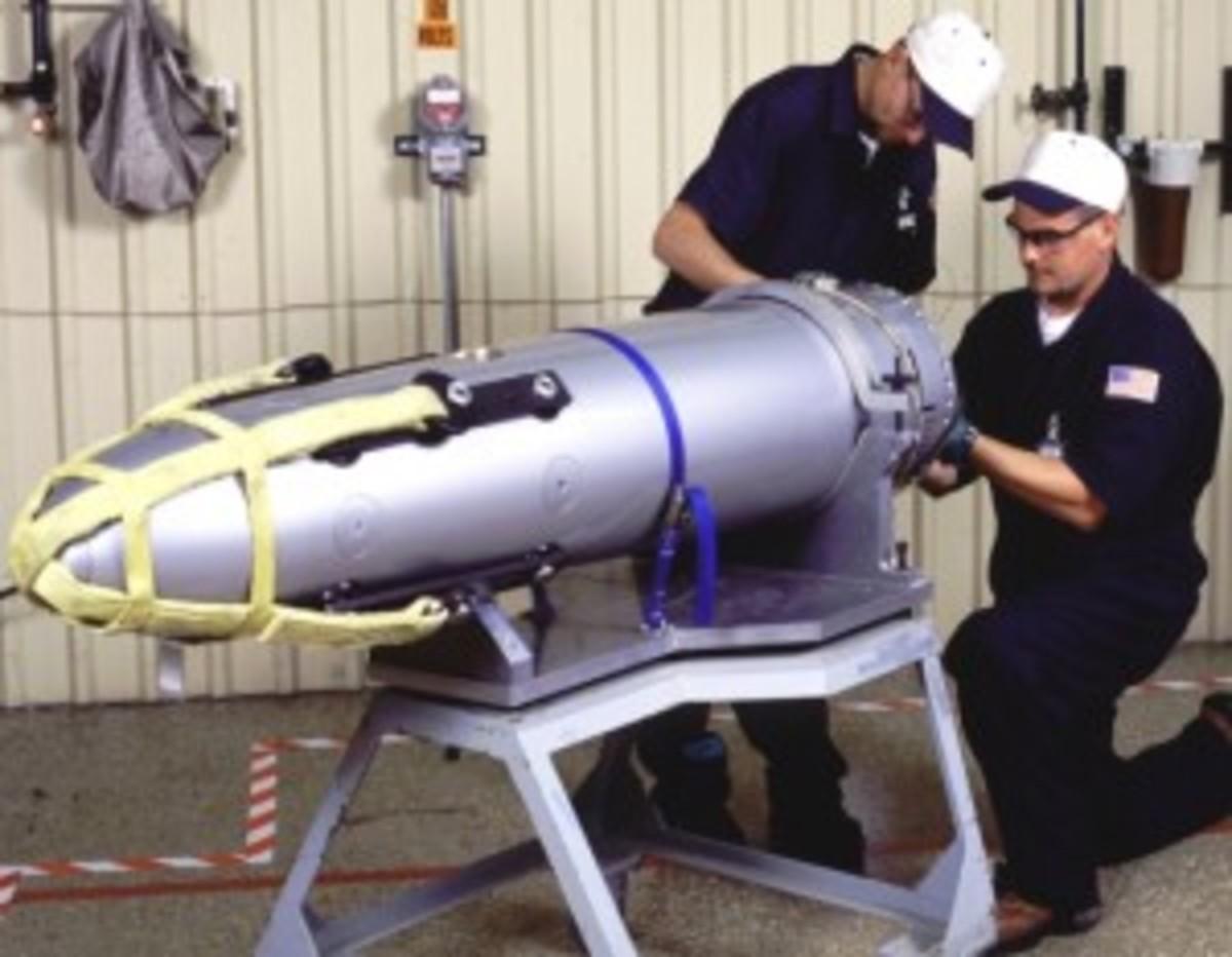 warheaddismantling