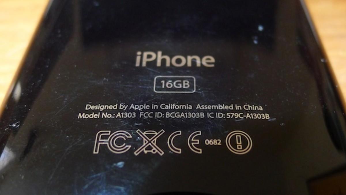 iphone symbols ars