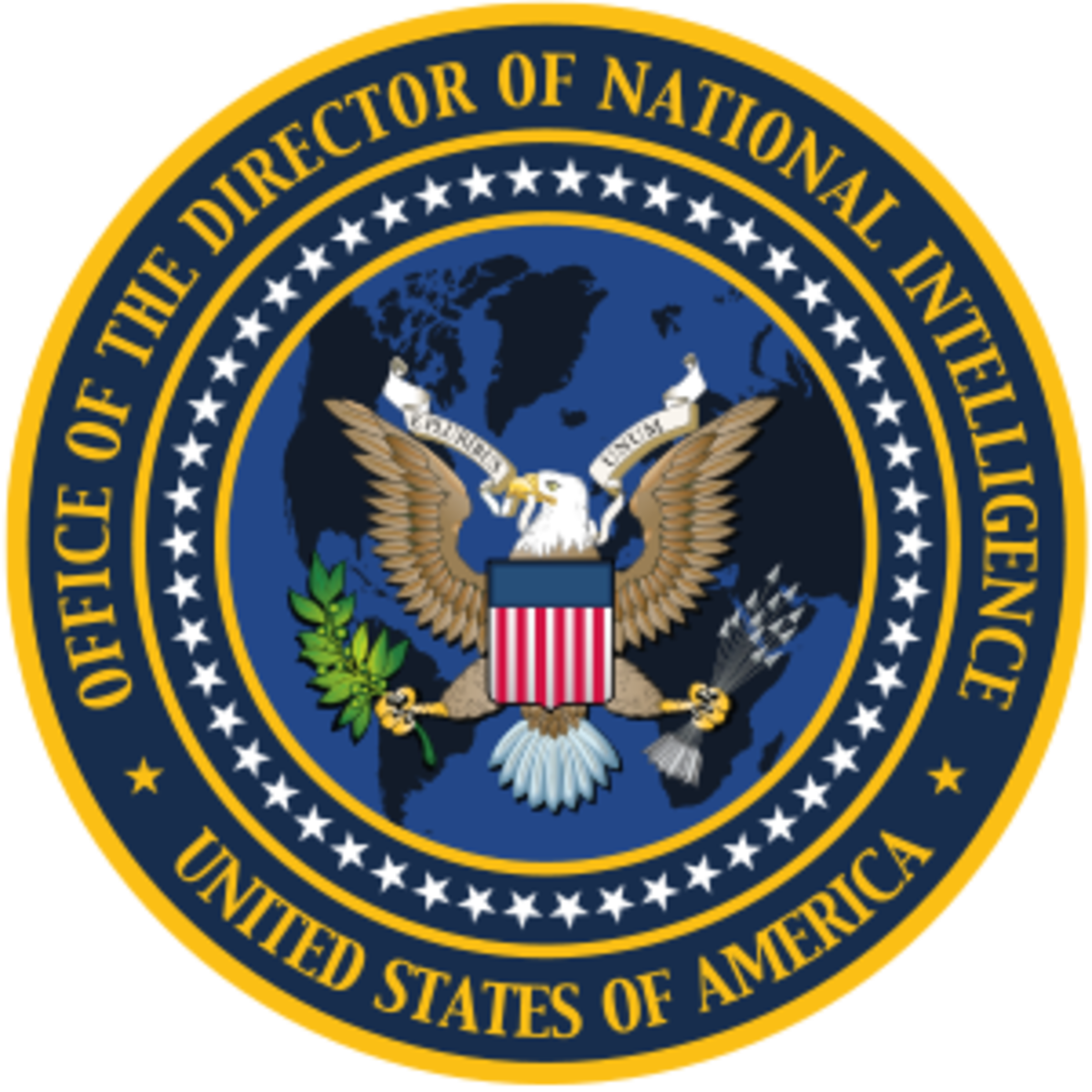 Seal of the Office of the Director of National...