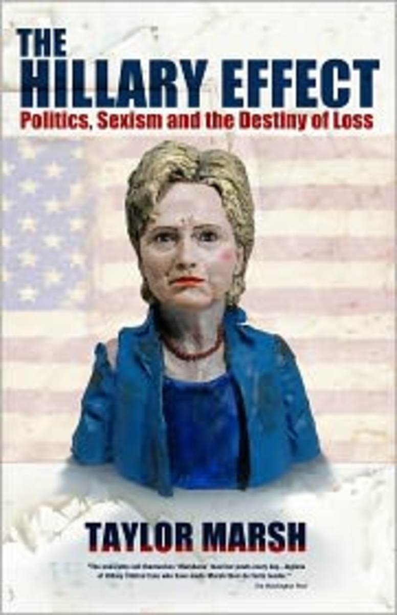 The Hillary Effect by Taylor Marsh: NOOK Book Cover