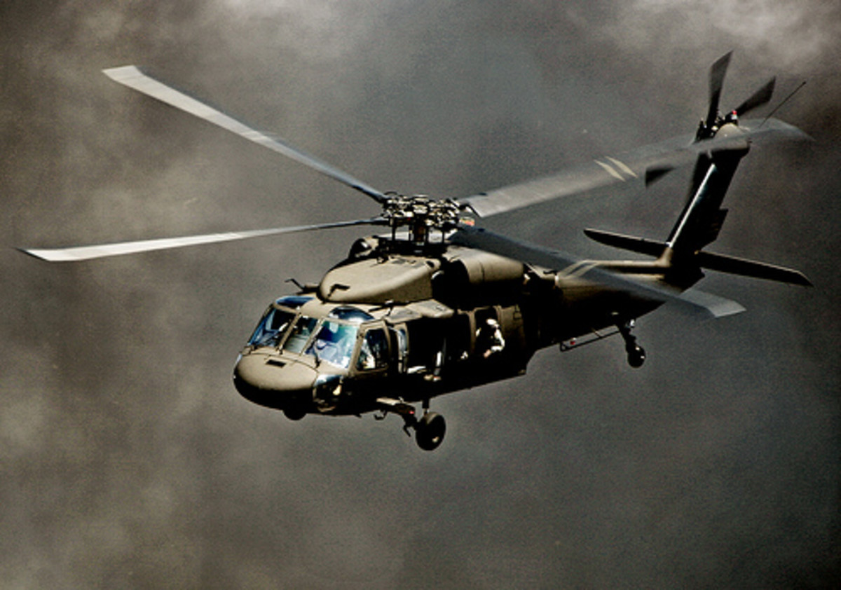 army blackhawk