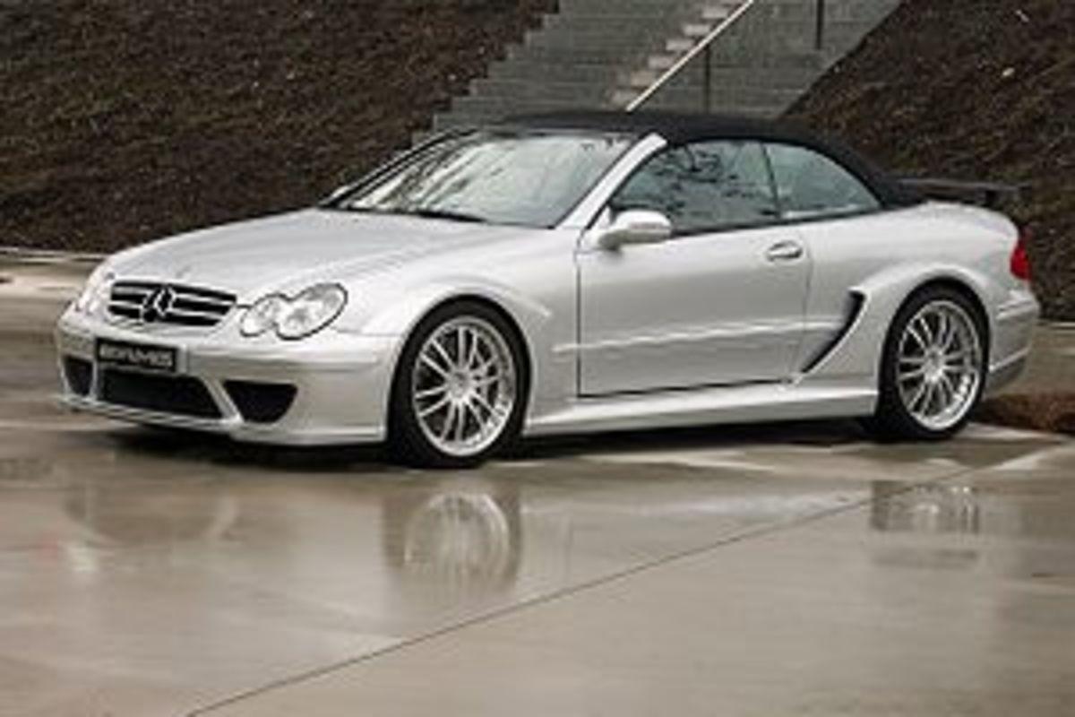 Mercedes-Benz CLK DTM (C209)
