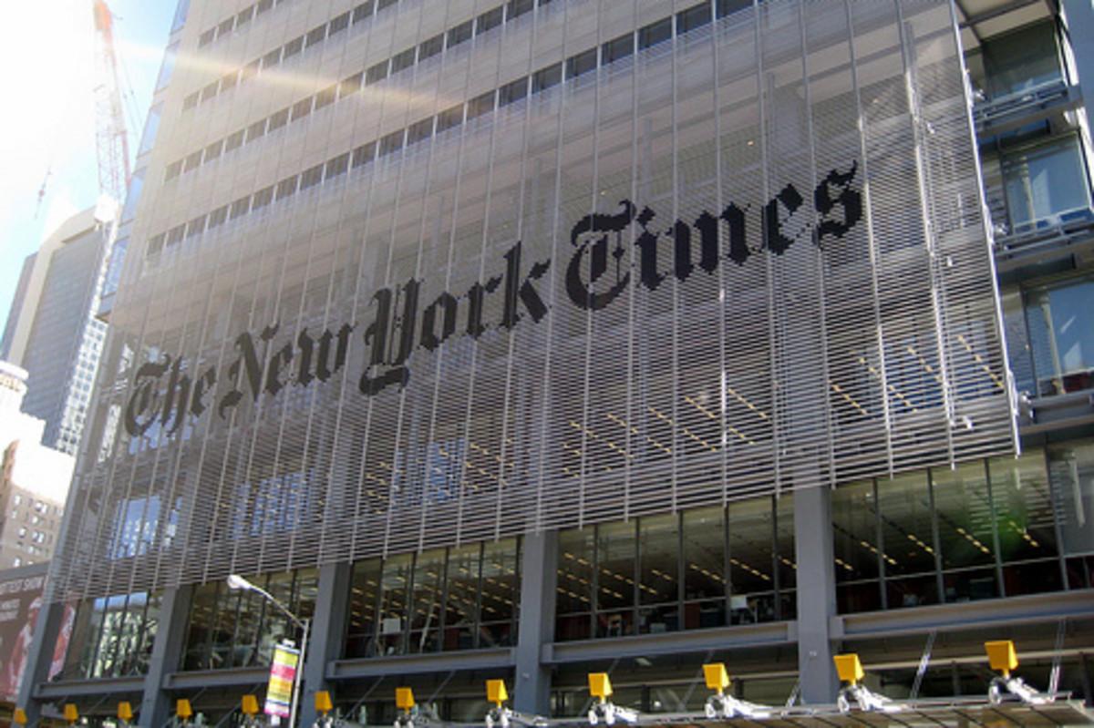 NY Times Building