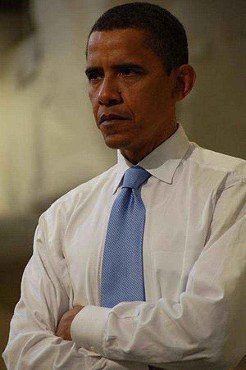English: Barack Obama