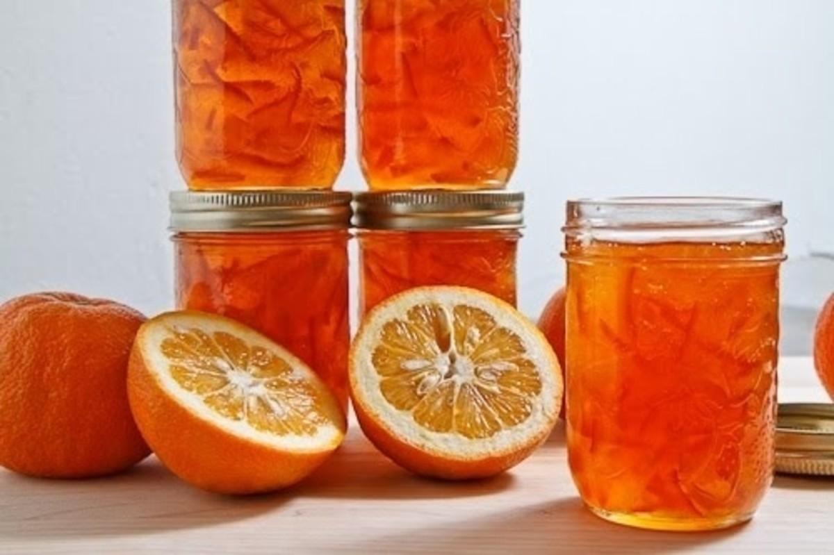 Marmalade.