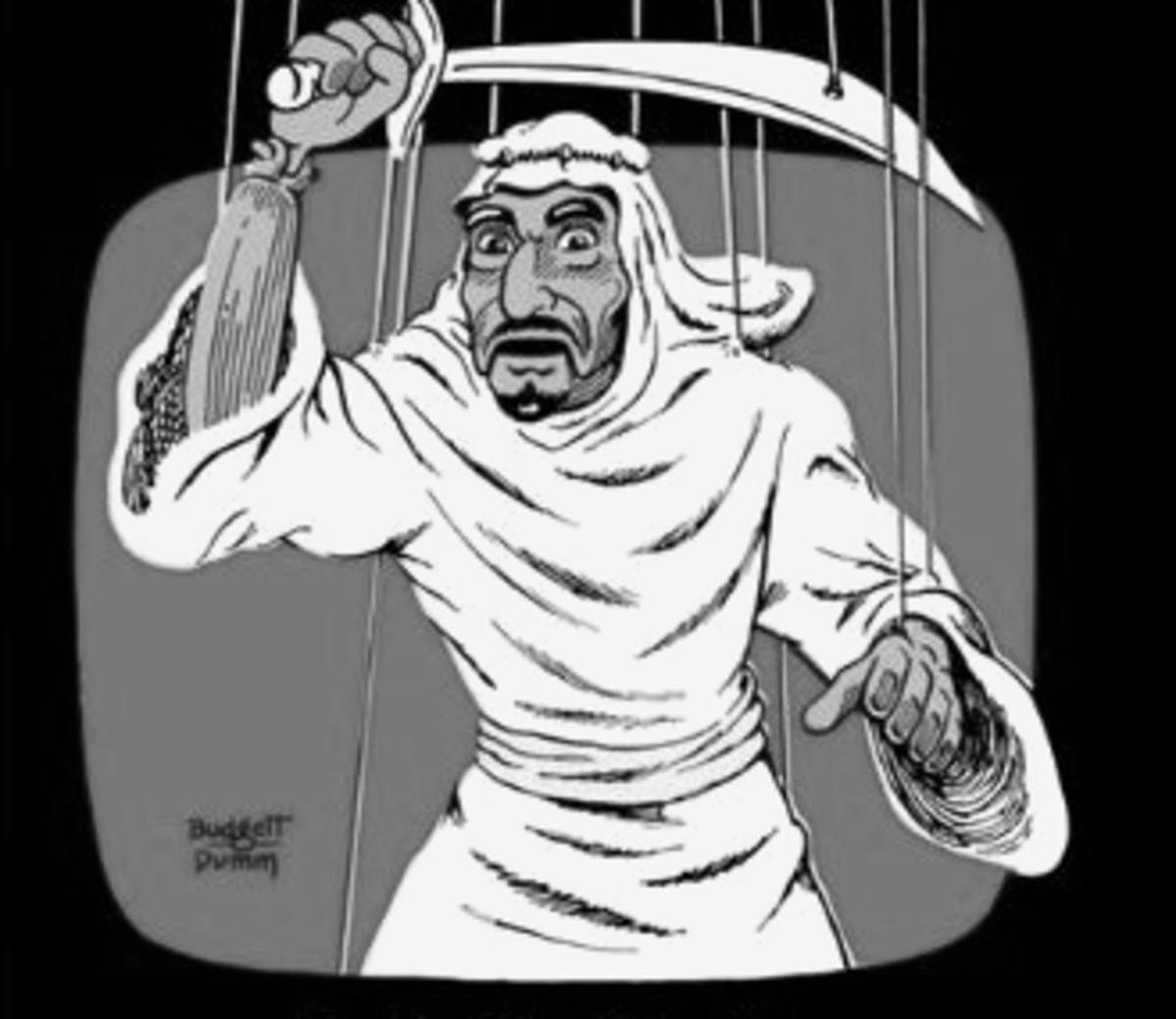 Arab stereotype