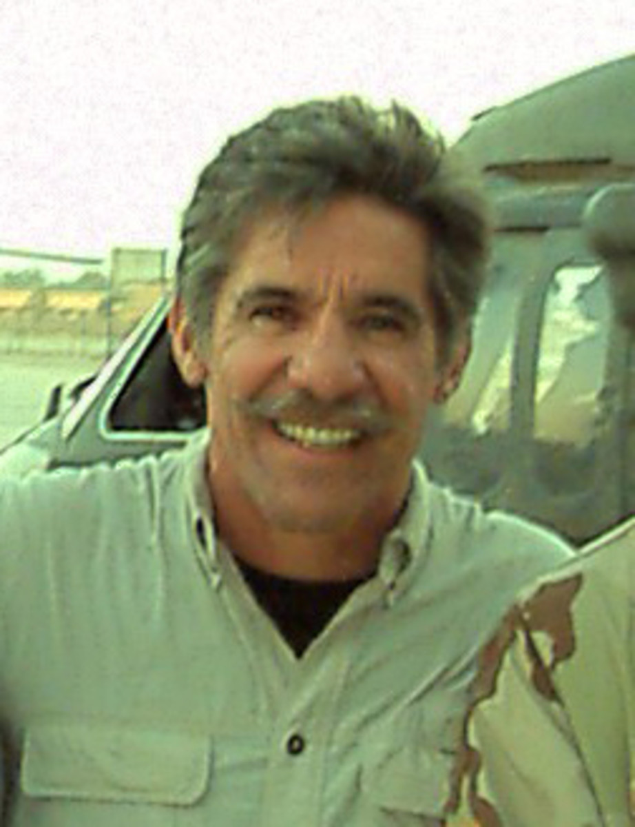 Geraldo Rivera.