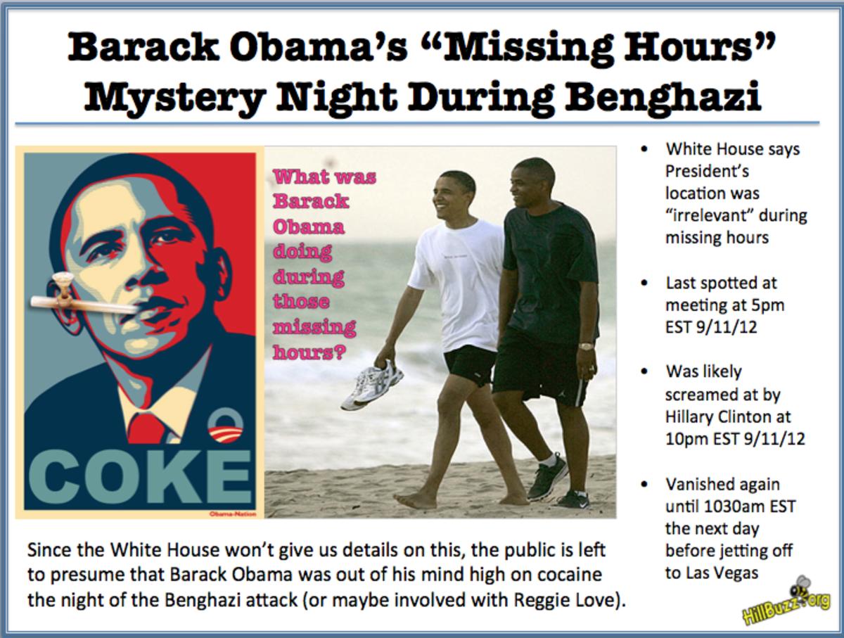 Barack Obama Cocaine