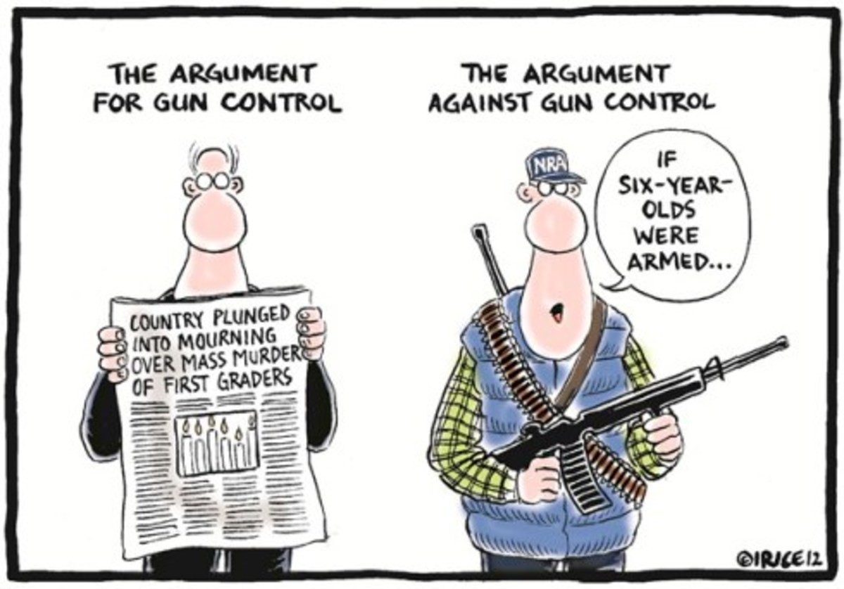 gun control in the united states essay