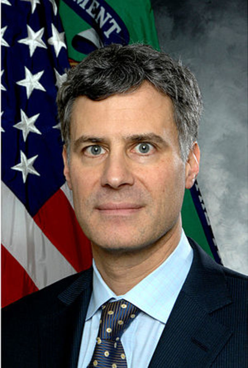Official portrait of Assistant Secretary of Ec...