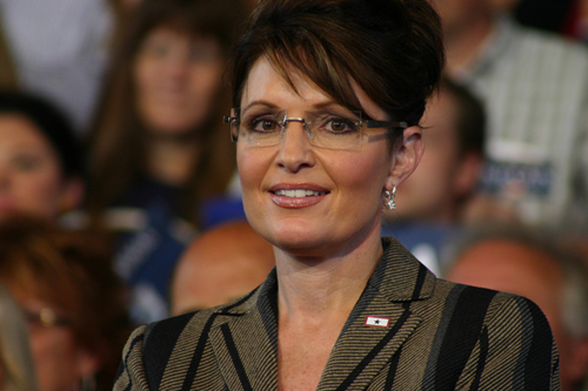 Sarah Palin by Larsenphotography.