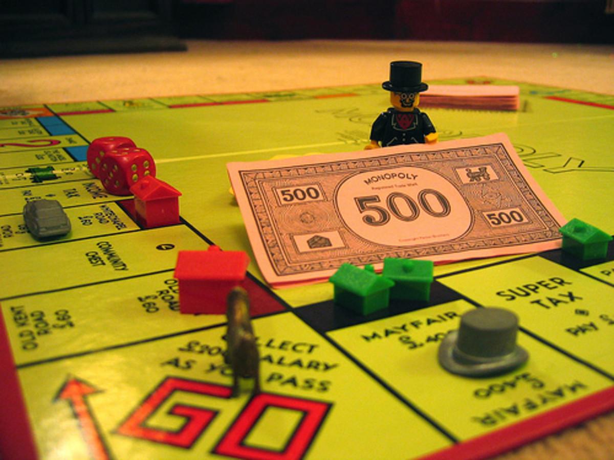 337/365: The Big Money by DavidDMuir.
