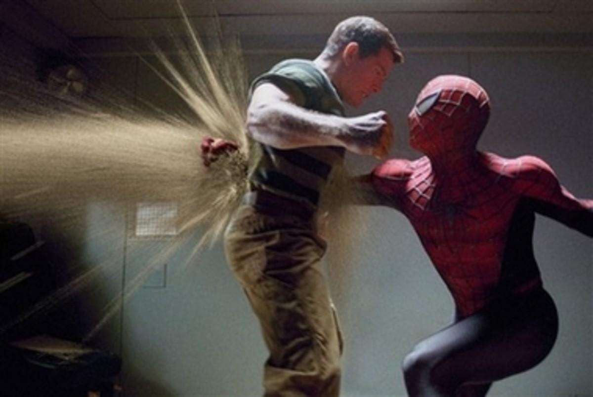 Spidermansandman