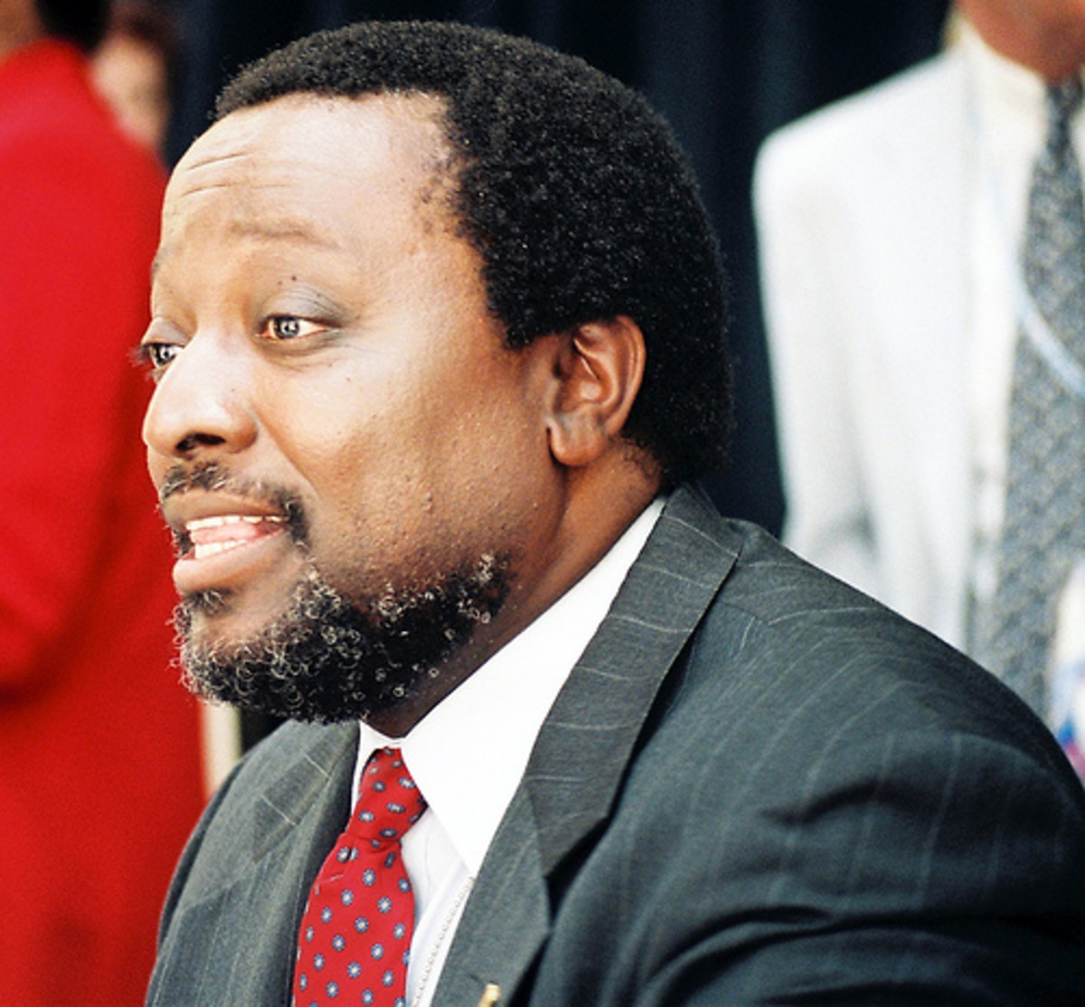 Alan Keyes by gregeichelberger.