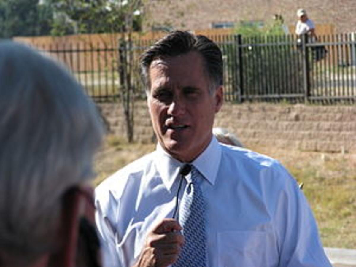 Mitt Romney Steve Pearce event 018