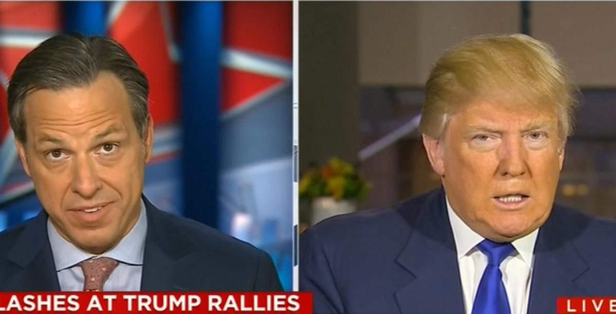 Jake Tapper Donald Trump