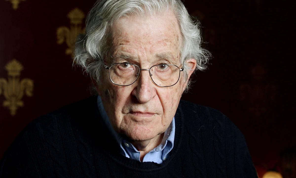 Noam Chomsky on Republicans