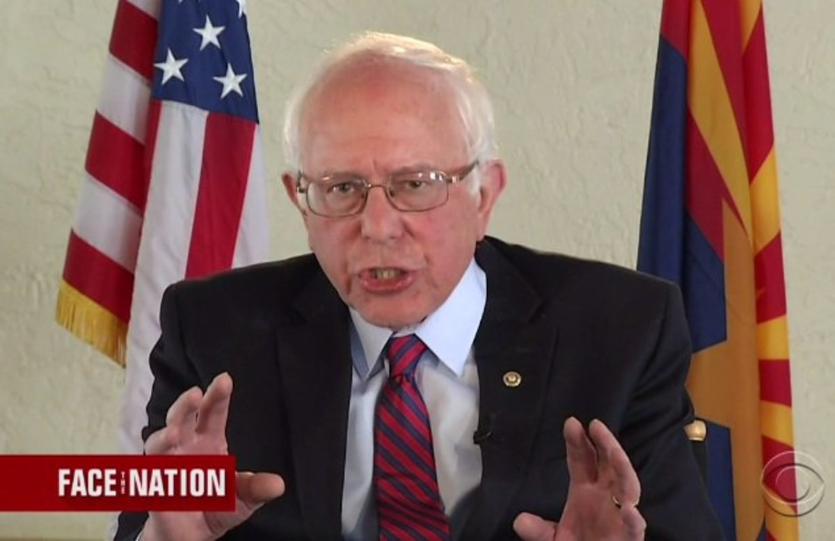 Bernie Sanders talks Superdelegates