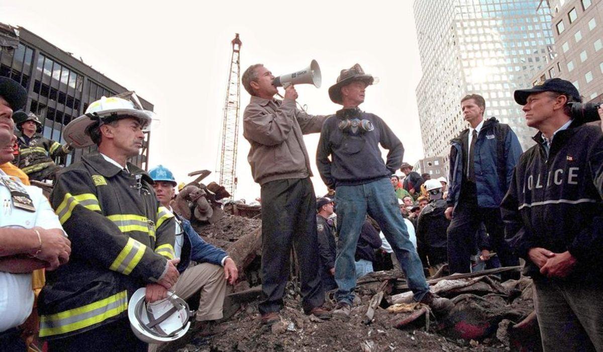 commemorative speech on 9 11