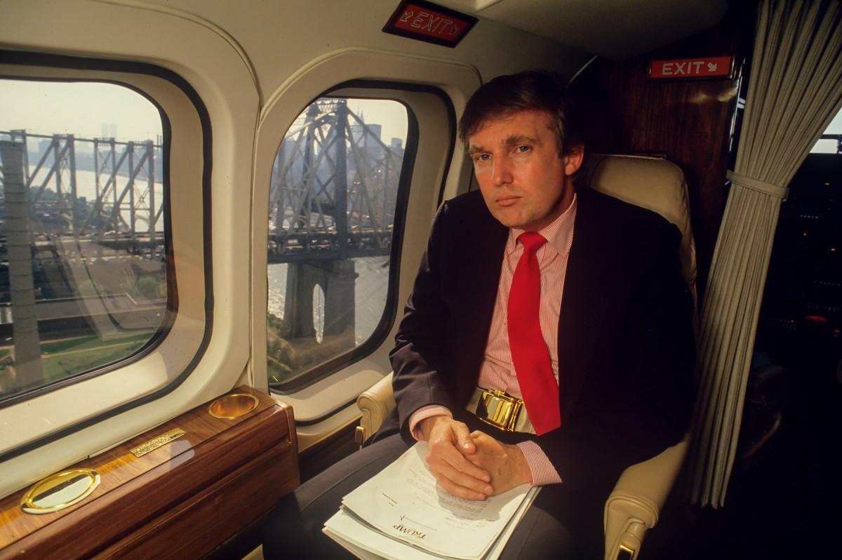 Trump 1980's