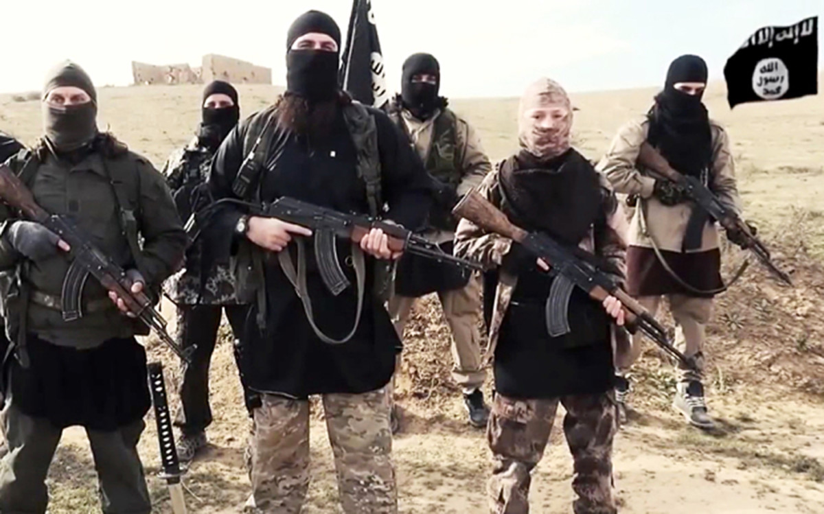 These guys? Not really Muslim.