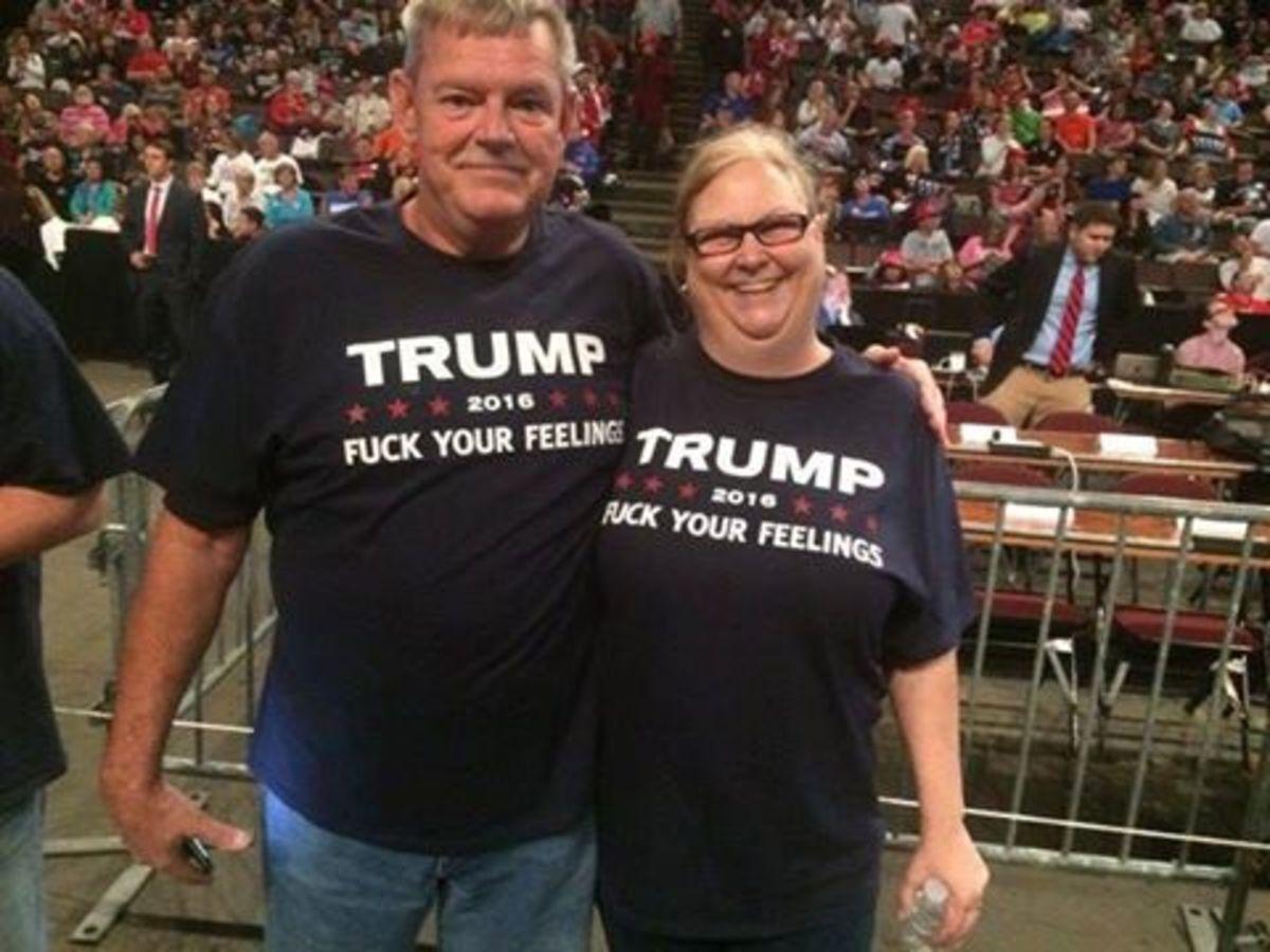 Trump Fuck Your Feelings