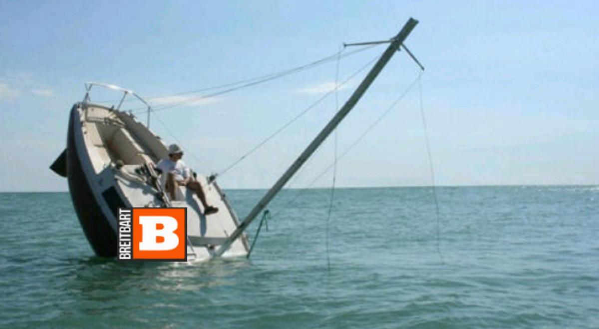 Breitbart sinking