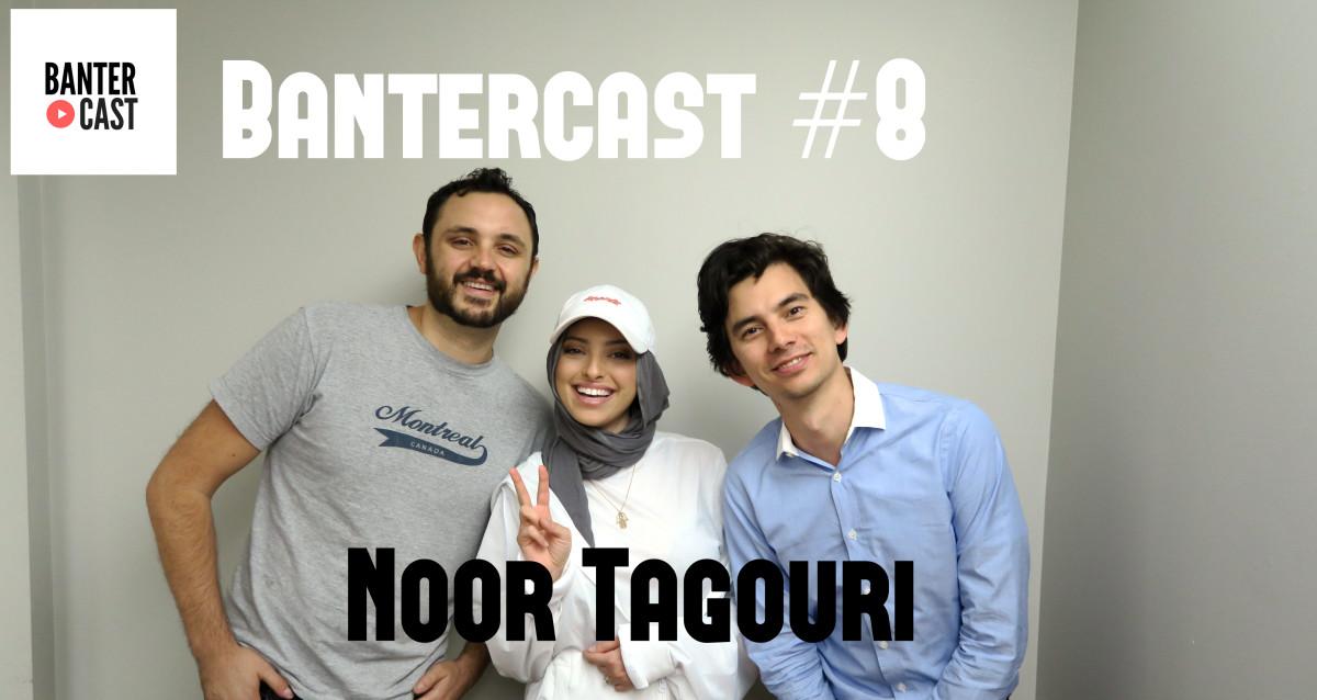 Noor Tagouri #8