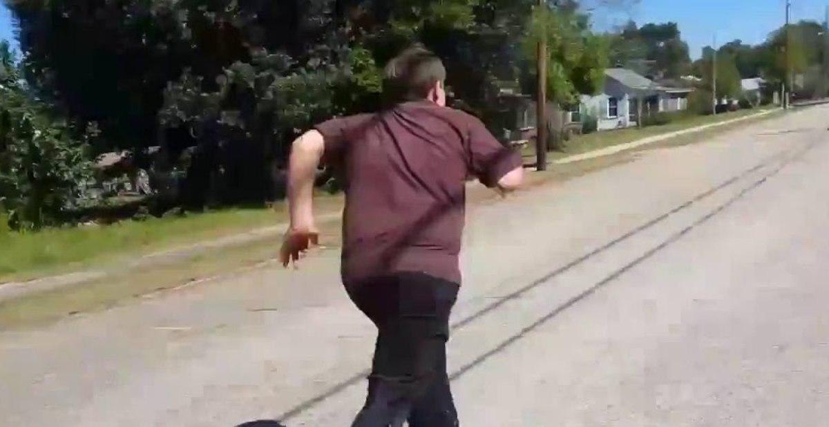 Run Andy, run!!
