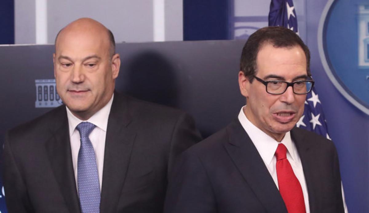 Treasury+Secretary+Steven+Mnuchin+National+qcvhMcM76Cll