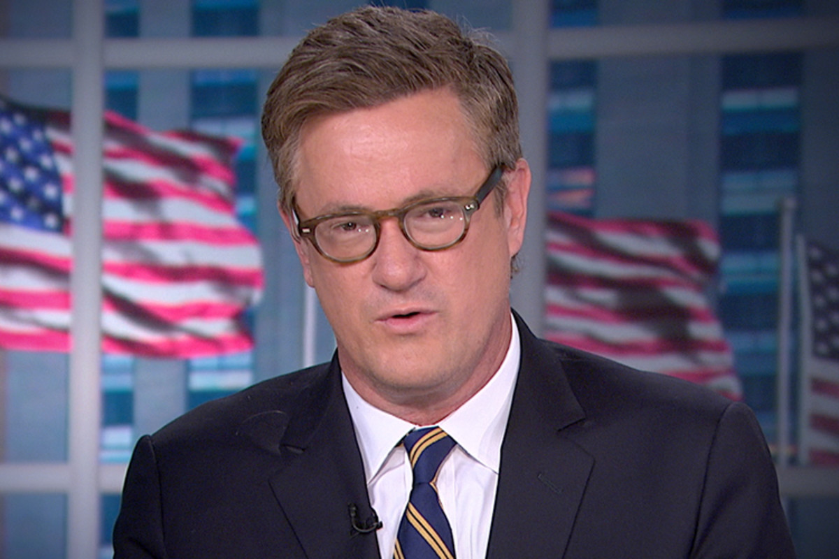 Is this REALLY Joe Scarborough? Or is a Socialist Bernie Sanders Clone™?!
