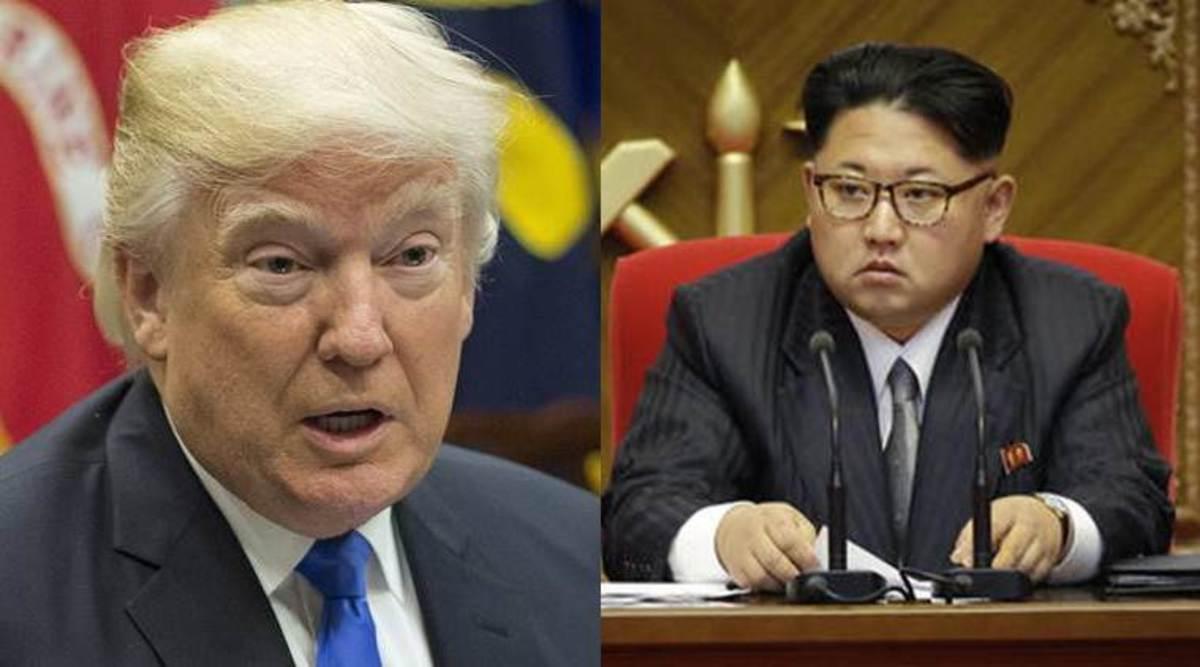 Trump kim jong un dumb