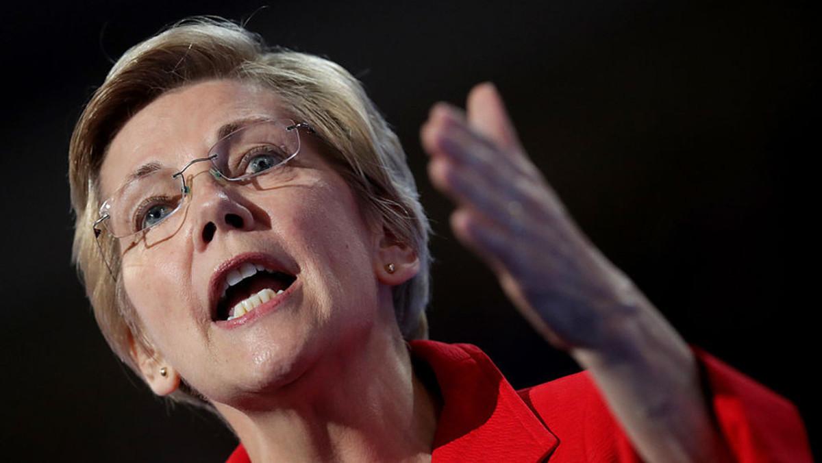 """The Slandering Of Elizabeth Warren: """"Pocahontas"""" Must Take A """"Spit Test"""""""