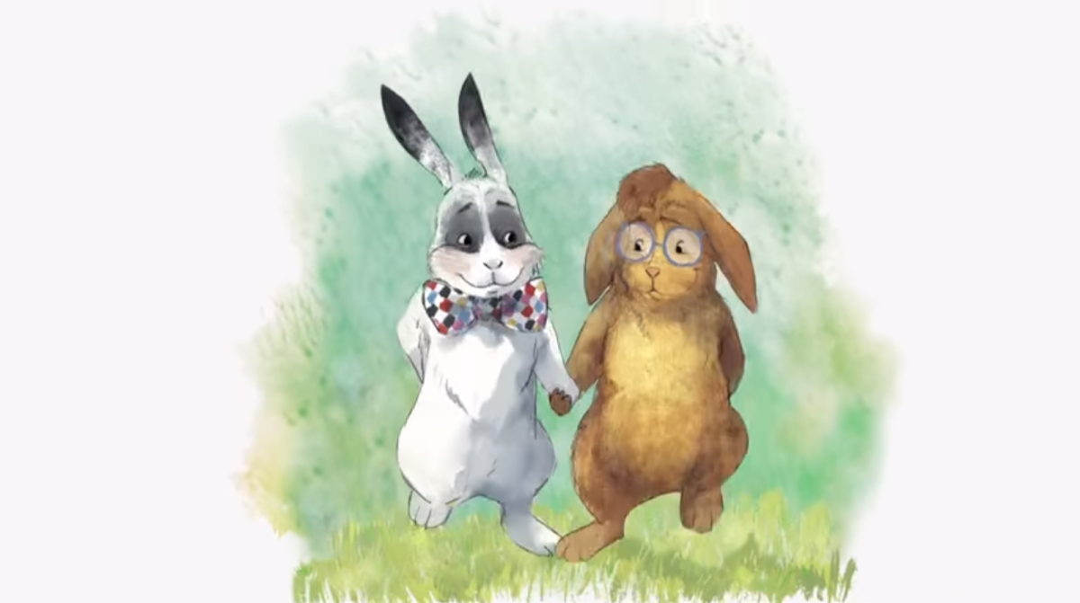 Rabbit Gay 11