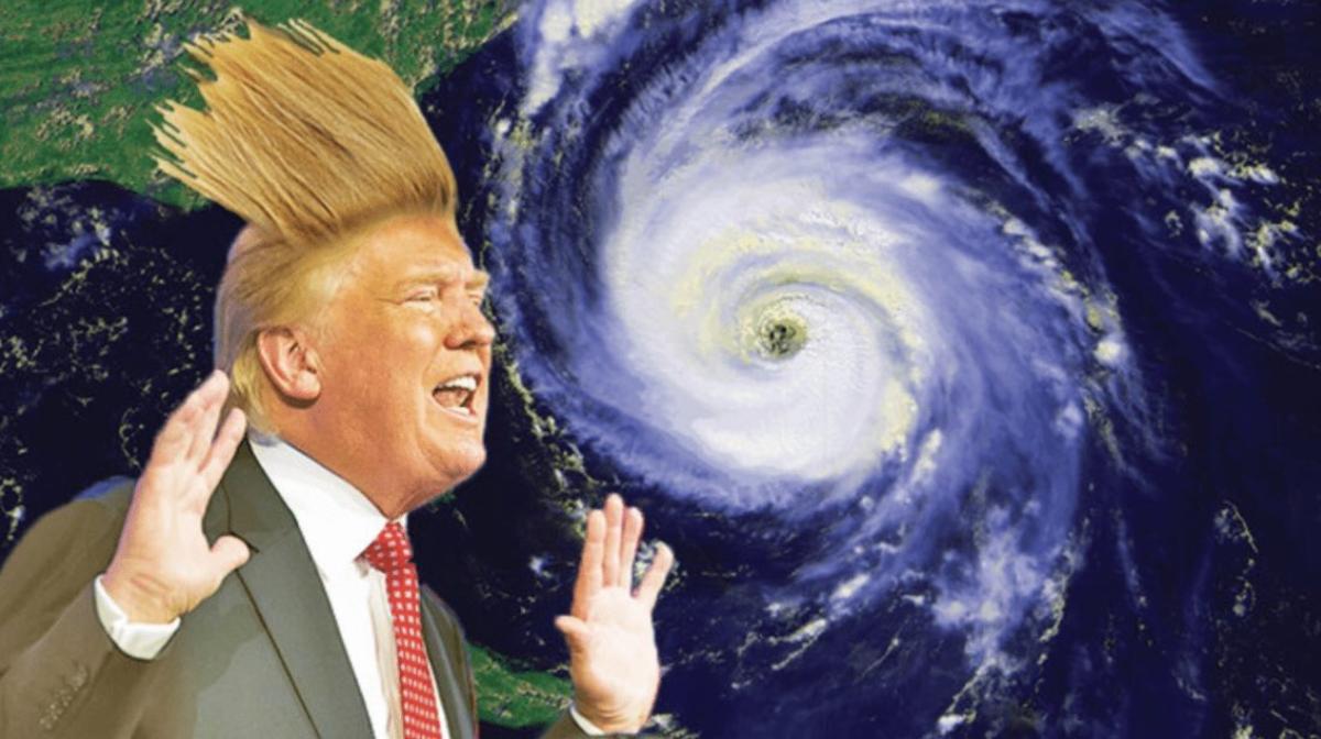 trump storm