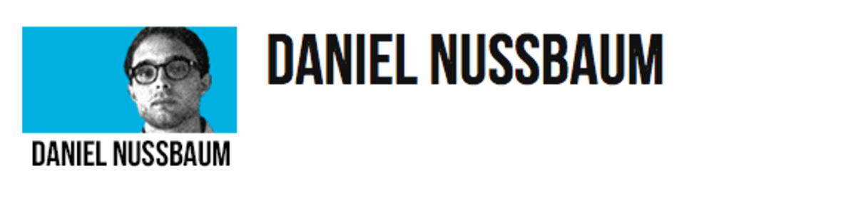 Alt Right bro and Breitbart Hollywood reporter Daniel Nussbaum.