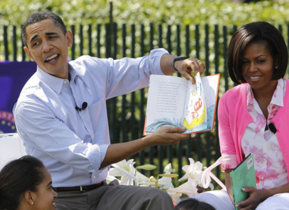Obamas Reading One