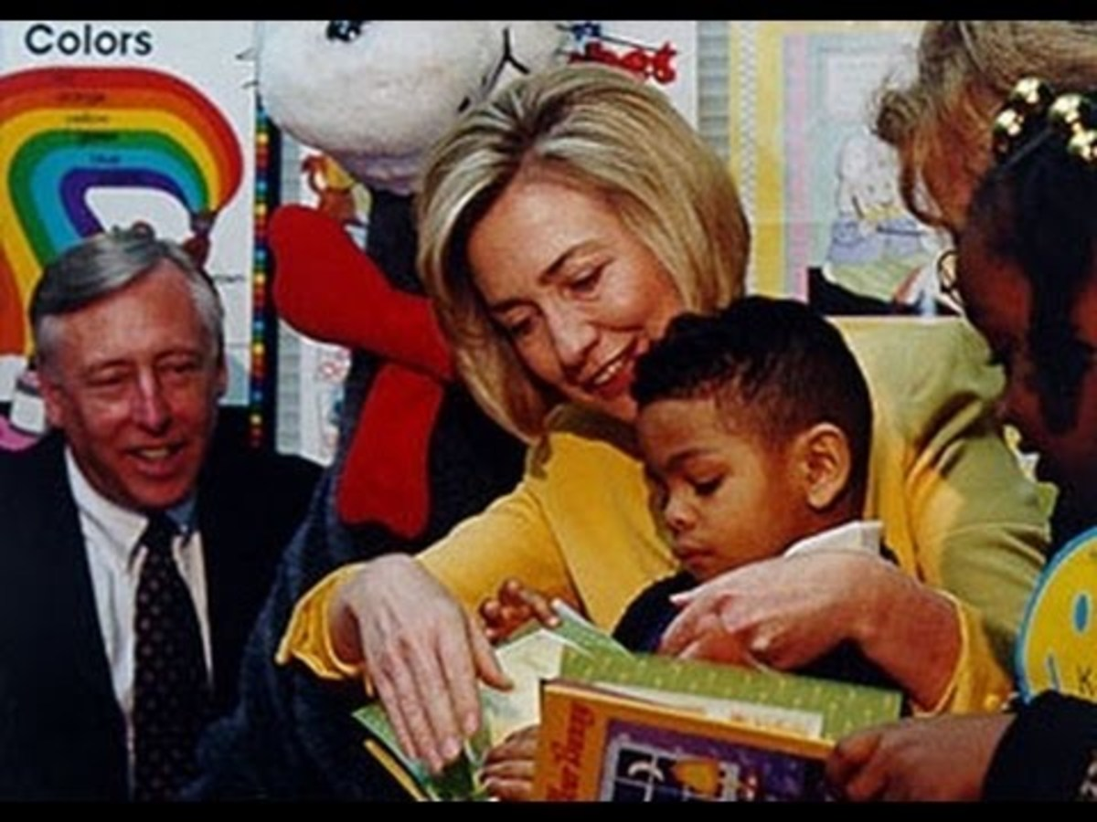 Hillary Read Two
