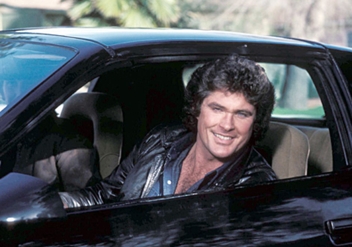 Knight Rider Four