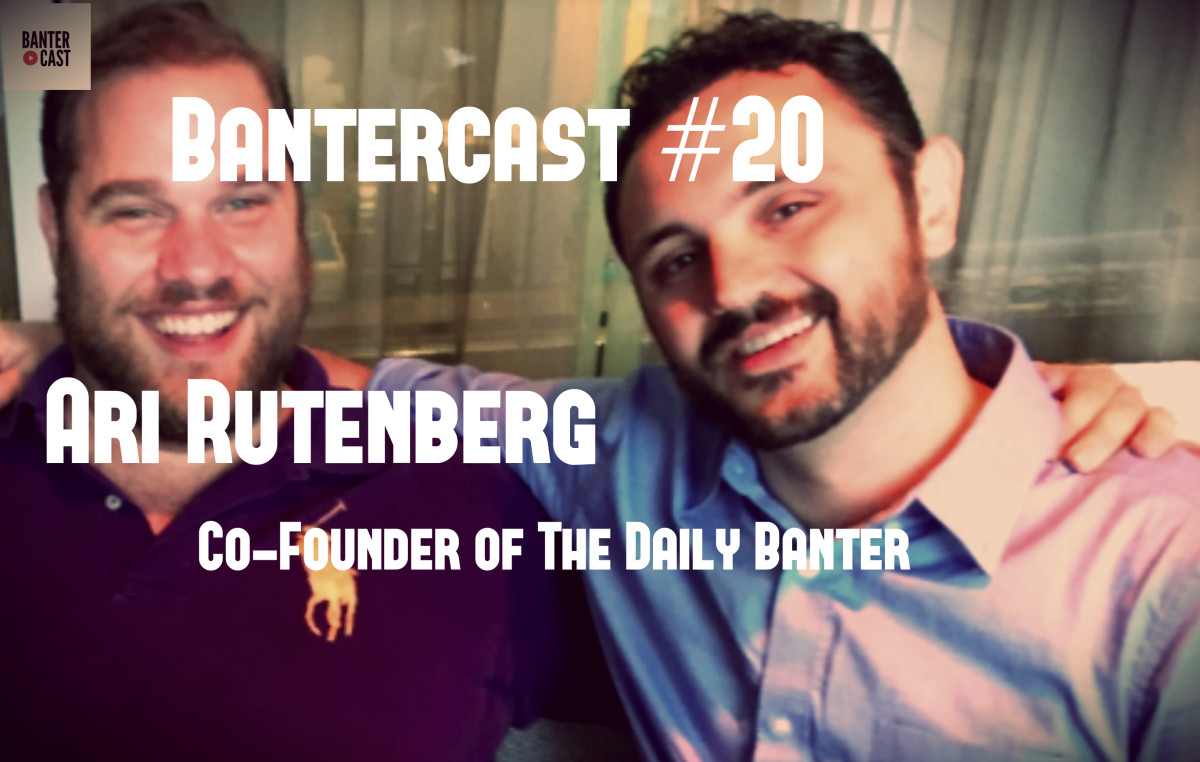Ari Rutenberg podcast