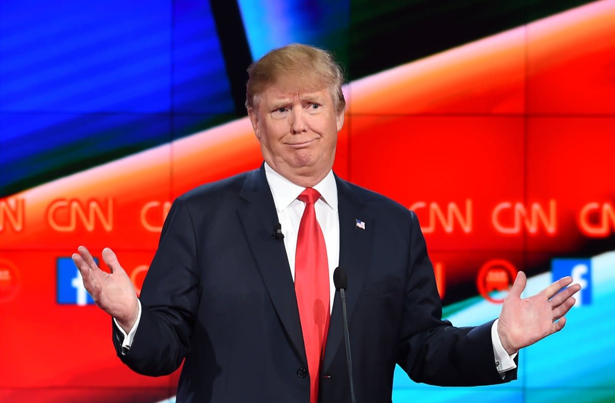 15 декабря 2015 трамп грушу или