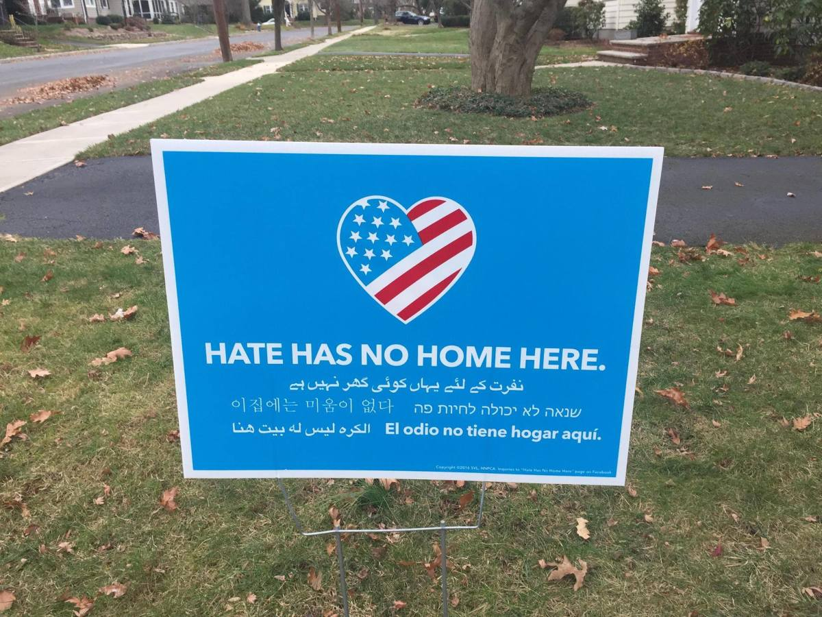 Image via Hate Has No Home