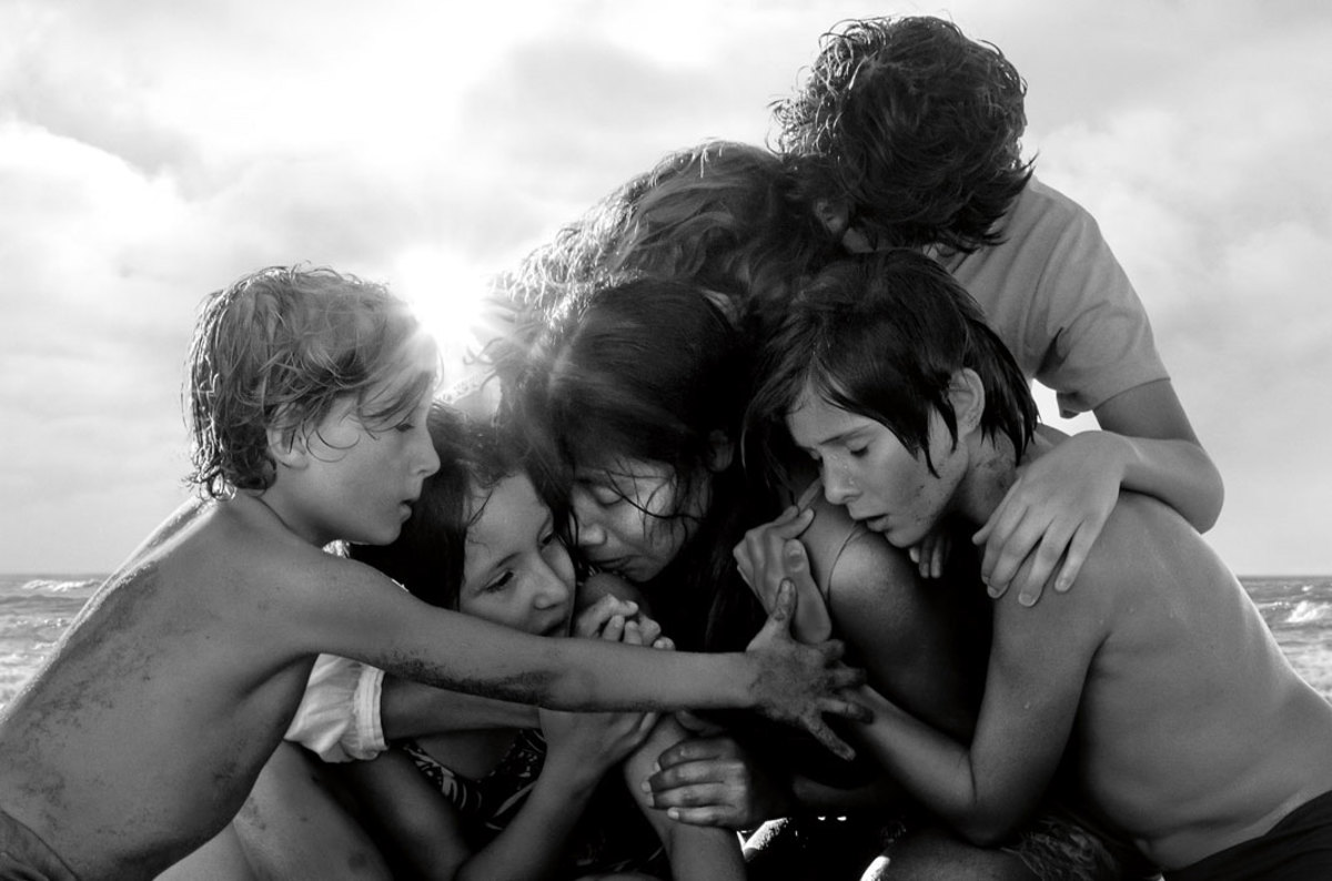 Still from Roma, courtesy of VitalThrills